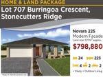 Lot 707 Burringoa Crescent, Stonecutters Ridge, Colebee, NSW 2761