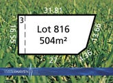 Lot 816, 47 Broadstone Way, Point Cook, Vic 3030