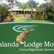Malanda Lodge Motel, 5 Merragallan Road, Malanda, Qld 4885
