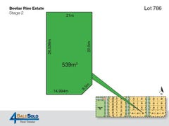 Lot 786 Tindal Avenue, Beeliar, WA 6164