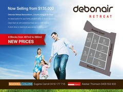 Debonair Retreat Estate, Bannockburn, Vic 3331