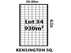 Lot 34 Kensington Square, Drouin, Vic 3818