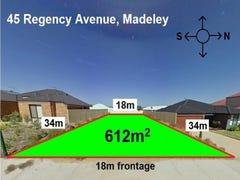 45 Regency Avenue, Madeley, WA 6065