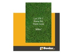 Lot 278 1 Rona Rd, Point Cook, Vic 3030
