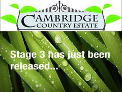 Stage 3 Cambridge Country Estate, Cambridge, Tas 7170