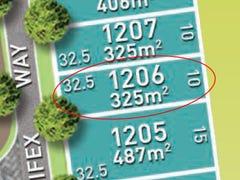Lot 1206, Spinifex Way, Bohle Plains