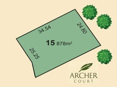 Lot 15 Archer Court, Strathalbyn, SA 5255