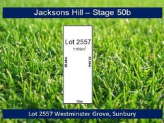 Lot 2557 Westminster Grove, Sunbury, Vic 3429