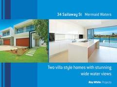 34 Sailaway Street, Mermaid Waters, Qld 4218