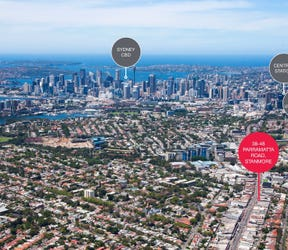 38-48 Parramatta Road, Stanmore, NSW 2048