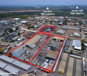 115, 166 & 174 McKinnon Road, Pinelands, NT 0829