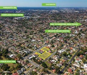 Hawksview Street & Albert Street, Guildford, NSW 2161