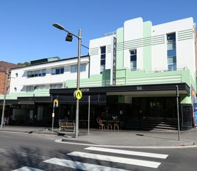 Level 1, Suite 107/166 Glebe Point Road, Glebe, NSW 2037