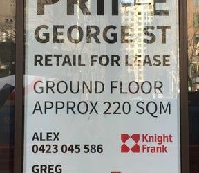 Ground Floor, Shop 1, 254 George Street, Sydney, NSW 2000