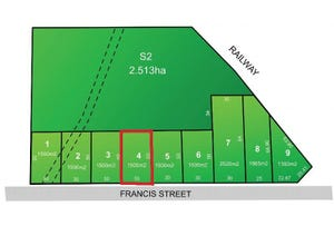 Lot 4 Francis Street, Portland, Vic 3305