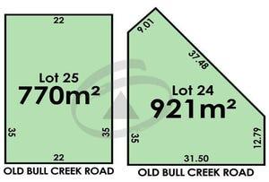Lots 19, 24 & 25/5 Old Bull Creek Road, Strathalbyn, SA 5255