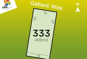 Lot 333 Gallant Way, Delacombe, Vic 3356