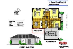 13 Doble Court, Maryborough, Vic 3465