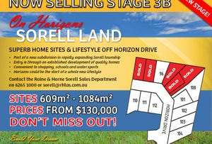 Stage 3B 'On Horizons', Sorell, Tas 7172