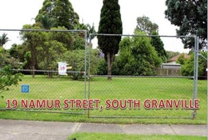 19,21,23,29,31 NAMUR STREET, South Granville, NSW 2142