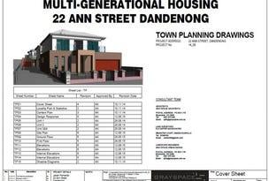 3/22 Ann Street, Dandenong, Vic 3175