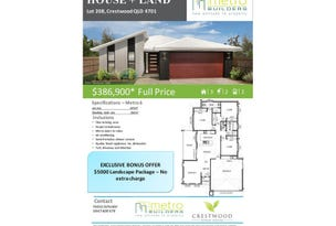 House & Land - Crestwood Estate, Norman Gardens, Qld 4701