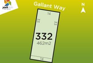 Lot 332 Gallant Way, Delacombe, Vic 3356