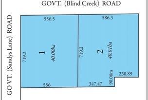 Cnr Sandys Lane & Blind Creek Road, Bookaar, Vic 3260