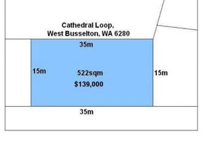 20 Cathedral Loop, Busselton, WA 6280