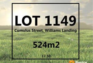 Lot 1149, Cumulus Street, Williams Landing, Vic 3027
