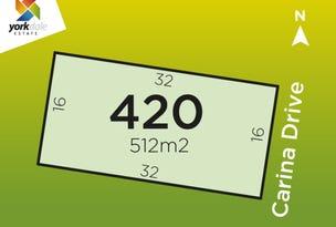 Lot 420 Carina Drive, Delacombe, Vic 3356