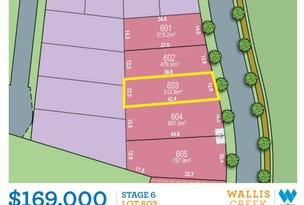 Lot 603, Chestnut Avenue, Gillieston Heights, NSW 2321