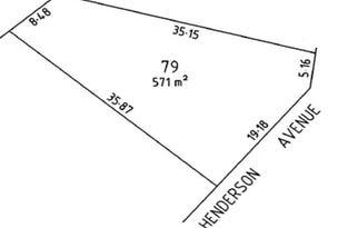 Lot 79, Henderson Ave, Woodville West, SA 5011