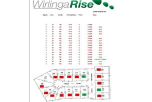 LOTS 1-21 WIRLINGA RISE, Albury, NSW 2640