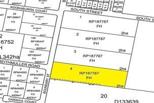 Lot 4, 794 Boundary Street, Glenvale, Qld 4350