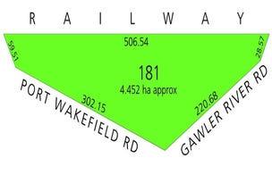 Lot 181 Port Wakefield Road, Two Wells, SA 5501