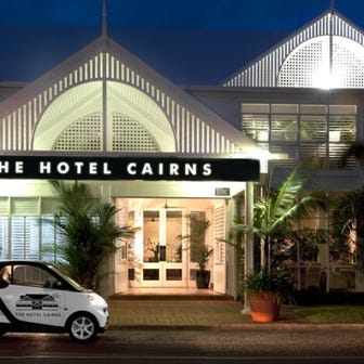 The Hotel Cairns, - Corner Abbott & Florence, Cairns, Qld 4870