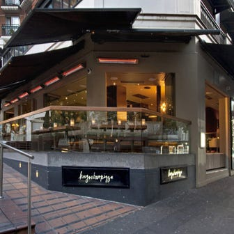 Hugos Lounge and Bar Pizza, 33 Bayswater Road, Sydney, NSW 2000