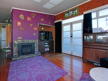Purple living room idea from a real Australian home - Living Area photo 525645