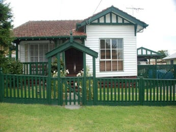 Photo of a weatherboard house exterior from real Australian home - House Facade photo 523041