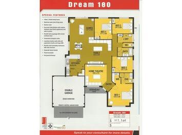 Dream 180 - floorplan