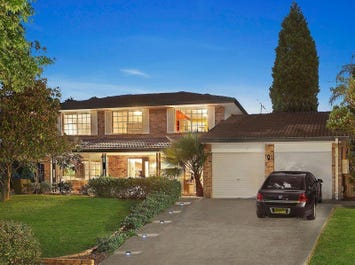78 Telfer Way, Castle Hill, NSW 2154