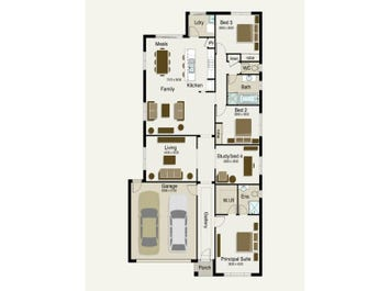 Gallery 210 - floorplan