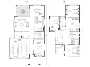 Ellison 31 - floorplan