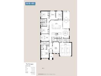 Montague - floorplan