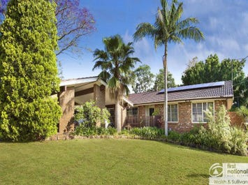 14 Fiona Ave, Castle Hill, NSW 2154