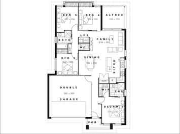 TOORAK 1850 - floorplan