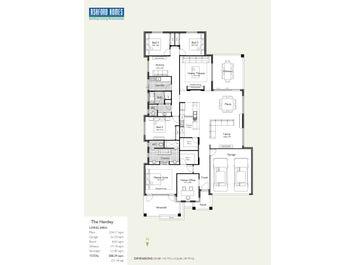 Hentley - floorplan