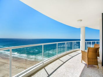 Sub-Penthouse 2503 'Beaches' 13 Garfield Terrace, Surfers Paradise, Qld 4217