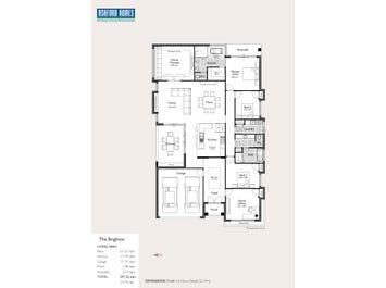 Brighton - floorplan